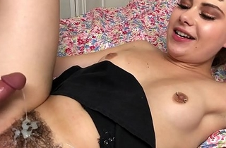Teenage Slut Luna Foe Takes Cock