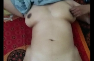 Indian Prostitute drilled by an younger guy
