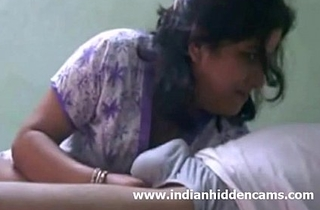 Indian Bhabhi Sucking Cock Be worthwhile for Cumshot