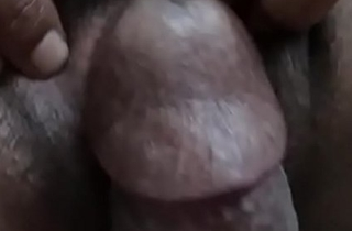 love button fucking of Indian pussy .