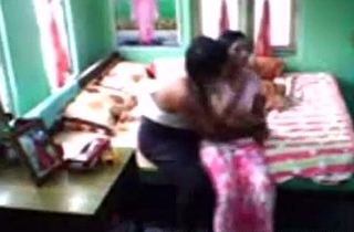 Indian house owner fucked house maid be incumbent on increment