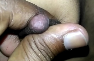 Small Tit play hard with pumb