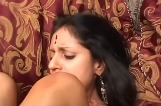 HORNY INDIAN MILF SUCKS AND Bonks YOUR COCK POV