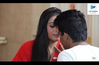 Indian Bhabhi Liaison with Devar in Bathroom