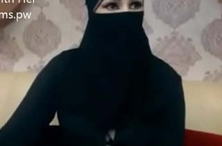 Indian Muslim girl all round hijab stay chatting mainly webcam