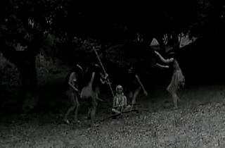 Tribal Dancing for Naked Indian Girls